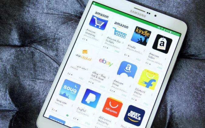 Amazon, eBay o AliBaba son algunas de las plataformas de venta...