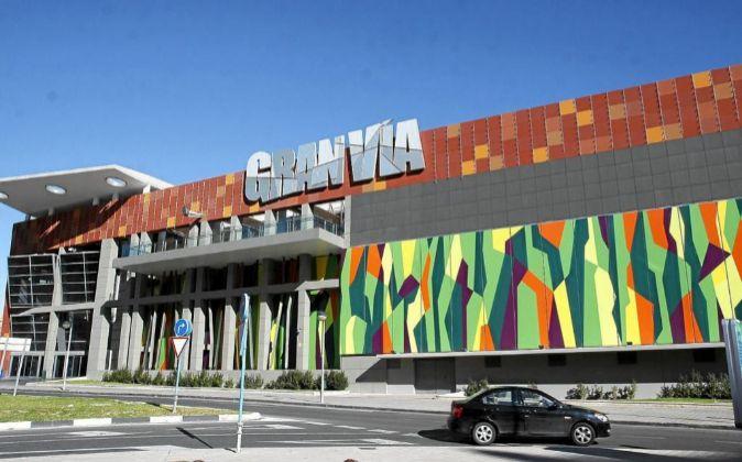 Centro comercial Gran Vía, Alicante.