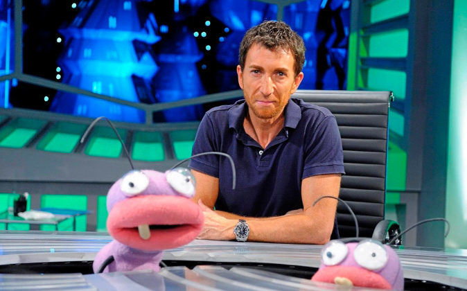 Imagen del programa 'El Hormiguero', emitido en Antena 3