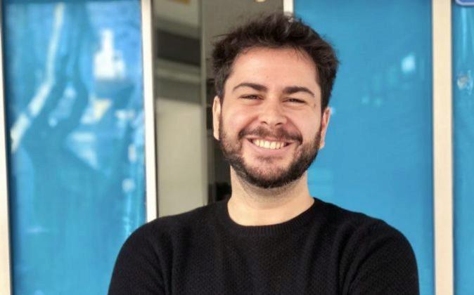El fundador y CEO de Kibo Studios, Manuel Linares.