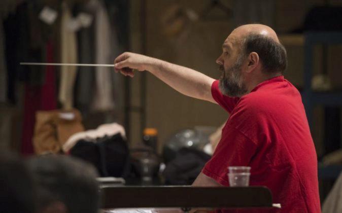 El compositor Alberto García Demestre presentará su nueva ópera en...
