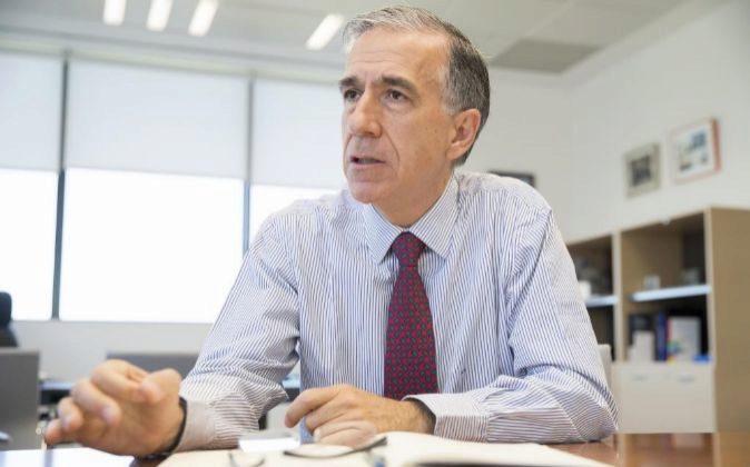 Gonzalo Urquijo, presidente de Abengoa. Foto: P. Moreno.