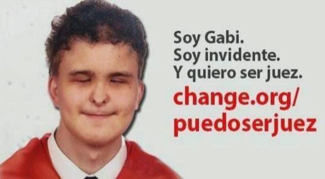 Gracias a una petición a través de Change.org, Gabi consiguió que...