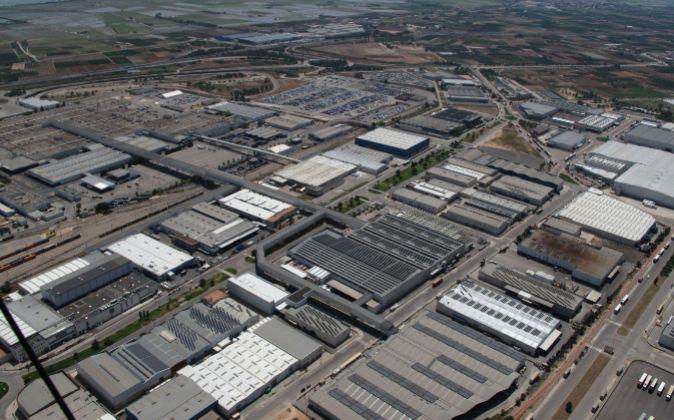 Almusafes, el principal motor valenciano de la industria del...