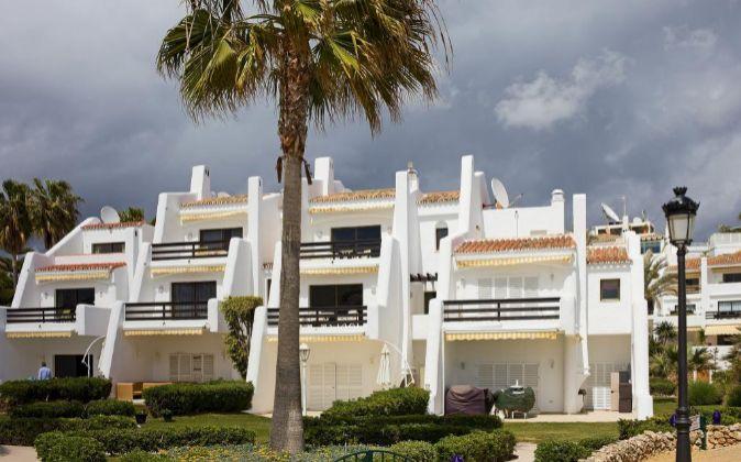 Vivienda de Marbella.