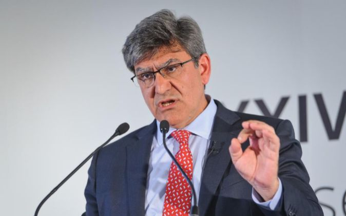 José Antonio Álvarez, consejero delegado de Santander.
