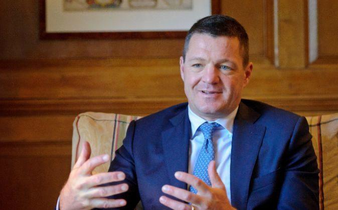 Pieter Elbers, presidente y CEO de KLM