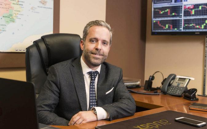 Pablo Abejas, nuevo director ejecutivo de Audax Energía