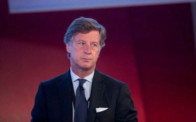 Sébastien Bazin, director general de AccorHotels