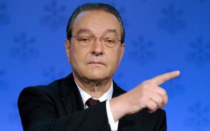 El ex consejero delegado del banco suizo UBS, Oswald Grubel.