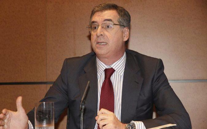 Ignacio Sánchez Asiaín, consejero delegado de Banco Popular.