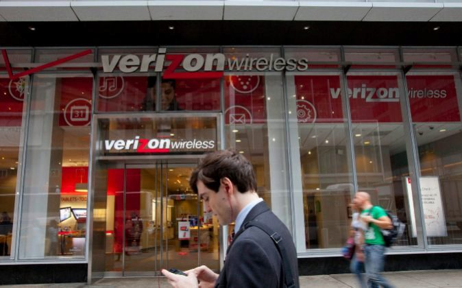 Tienda de Verizon en Nueva York