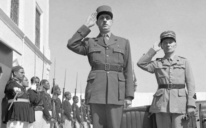 Charles De Gaulle Más Presente Que Nunca
