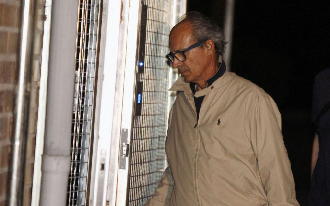 Edmundo Rodríguez Sobrino, uno de los detenidos y considerado hombre...