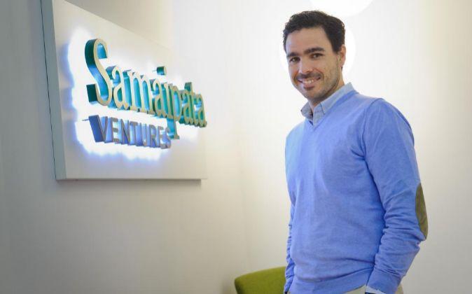 José del Barrio, fundador de La nevera roja y de Samaiapata Ventures