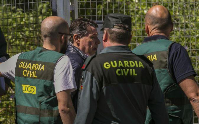 El expresidente de la Comunidad de Madrid Ignacio González es...