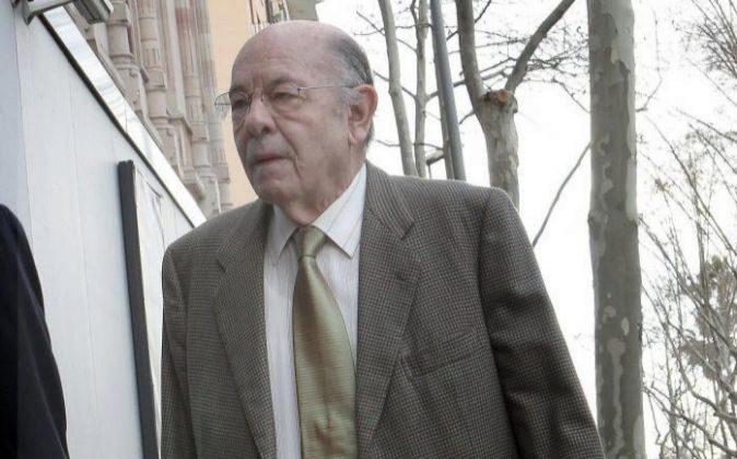 El ex-responsable del Palau de la Música Fèlix Millet