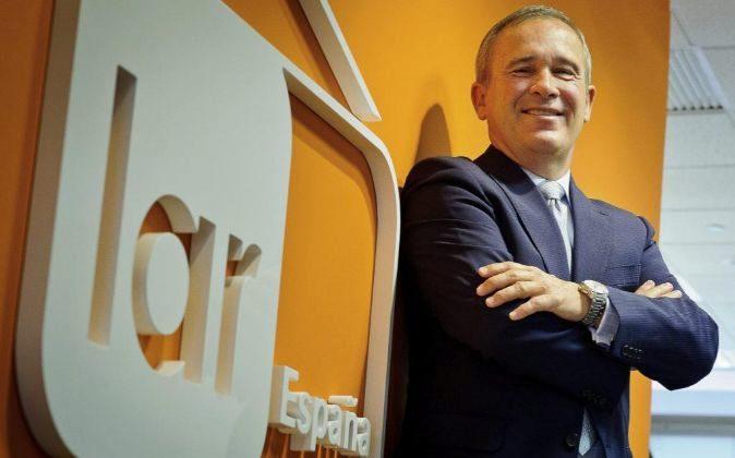 Presidente de Lar España, José Luis del Valle.