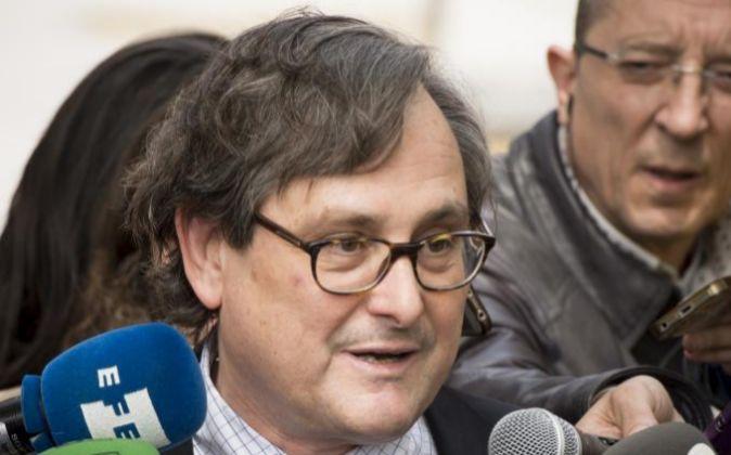 El director de La Razón, Francisco Marhuenda.