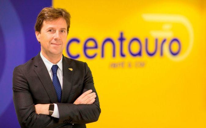 Erik Devesa, CEO de Centauro Rent a car