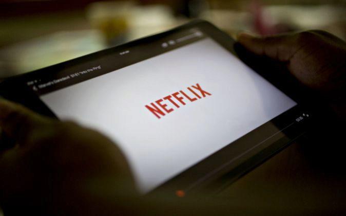 Portal de Netflix.