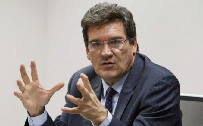 José Luis Escrivá en una imagen de archivo durante una reunión del...