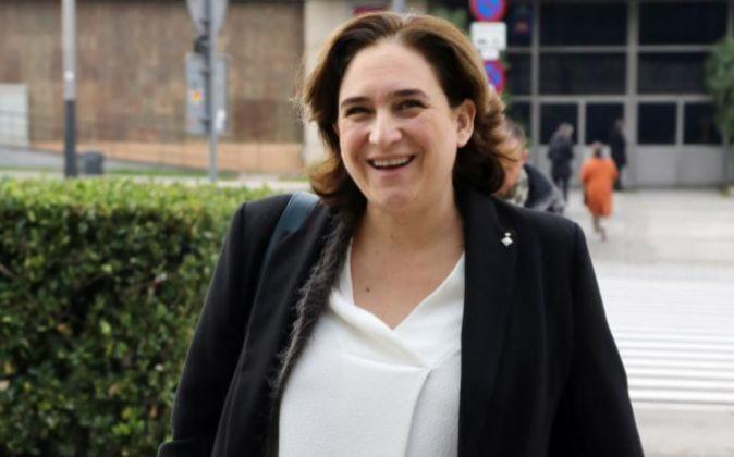 Presidenta del Consell General de Fira de Barcelona y alcaldesa de...
