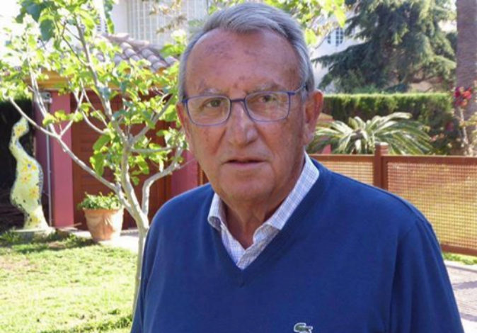 El expresidente del PP de Castellón, Carlos Fabra, en la imagen que...