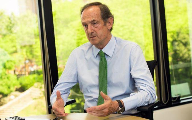 Ignacio Colmenares, CEO de Ence.