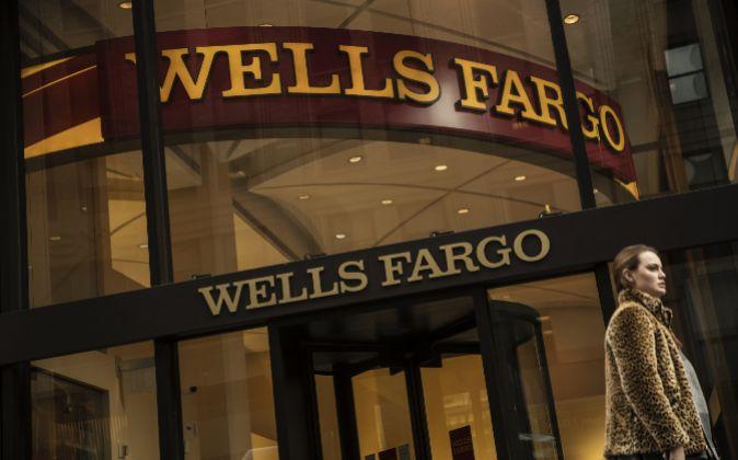 Sede de Wells Fargo.