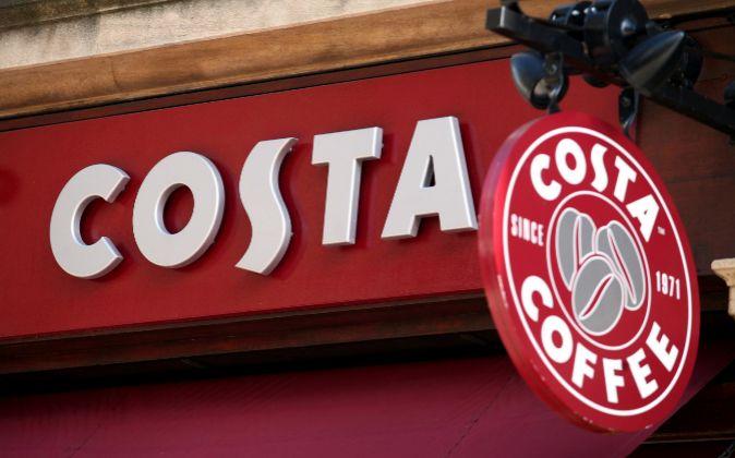 Establecimiento de Costa Coffee.