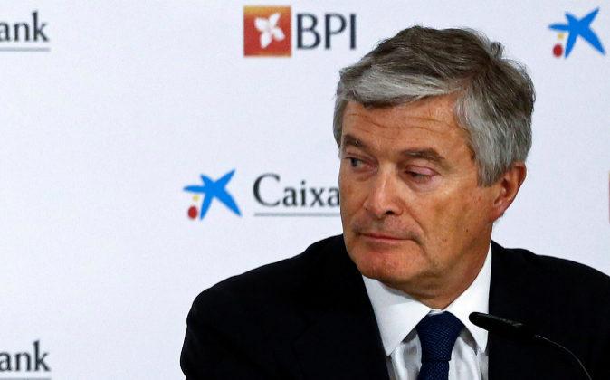 Pablo Forero, consejero delegado de BPI.