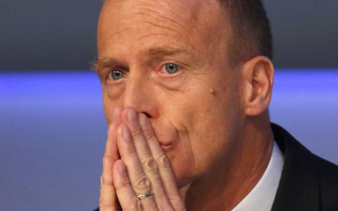 Tom Enders, CEO de Airbus Group.