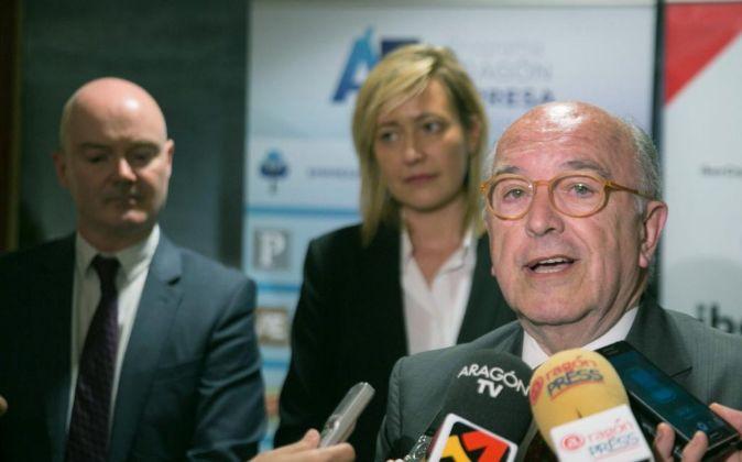 El exministro y exvicepresidente de la Comisión Europea y excomisario...
