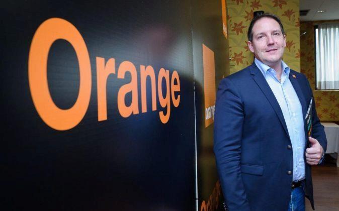 Laurent Paillassot. consejero delegado de Orange España.