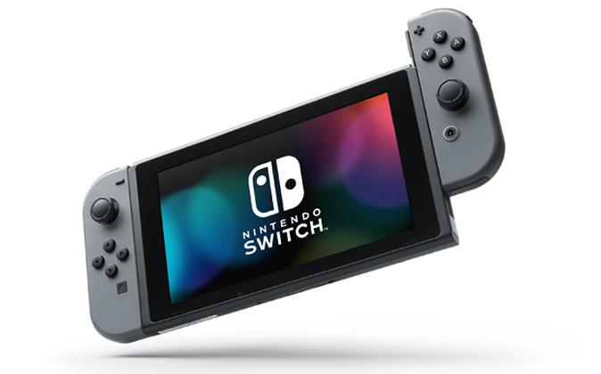 La Nintendo Switch,la consola híbrida de Nintendo, se ha agotado en...