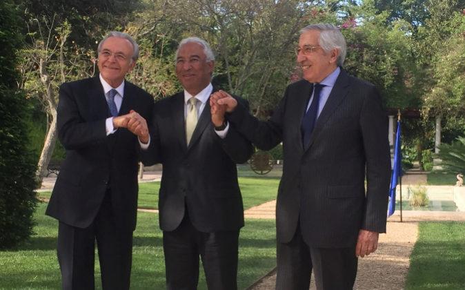 El presidente de la Fundación Bancaria La Caixa, Isidro  Fainé...