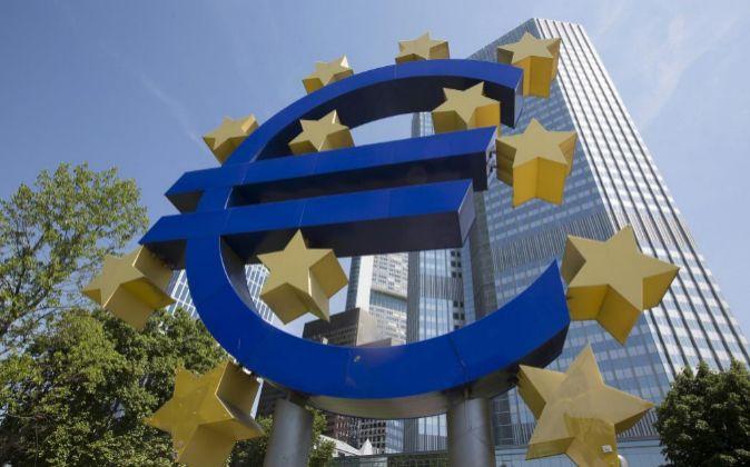 Sede central del Banco Central Europeo (BCE), Frankfurt.