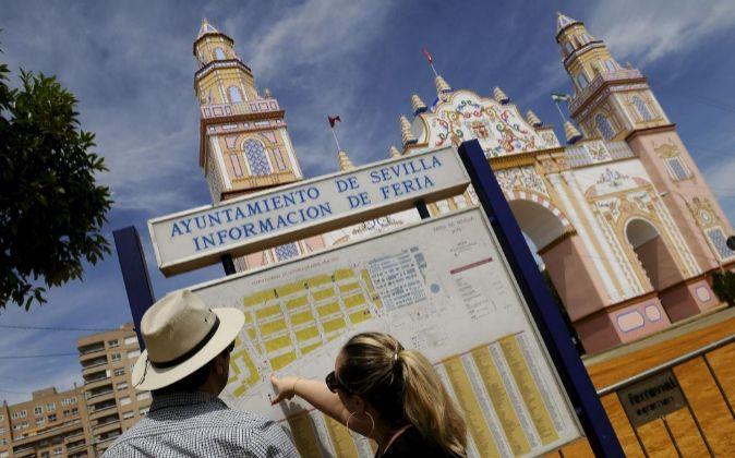 Feria de Sevilla.