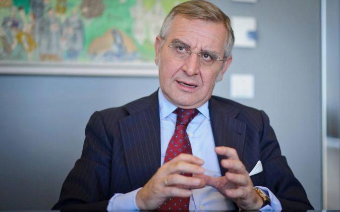 Tomás García Madrid, CEO OHL.