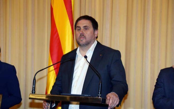 Presidente de Esquerra Republicana de Catalunya y vicepresidente de la...