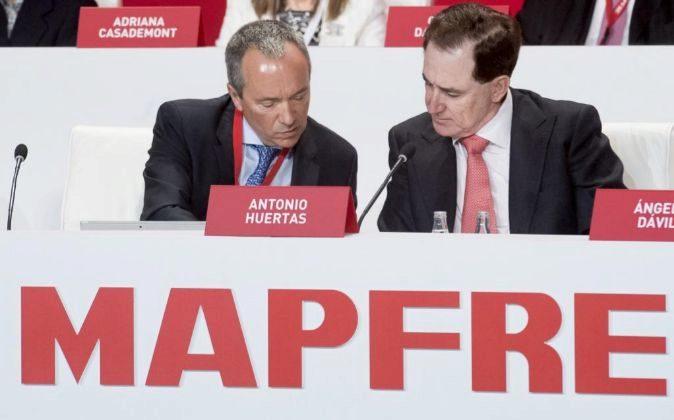 Junta general de accionistas de Mapfre.