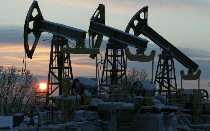 Instalaciones petrolíferas en Rusia