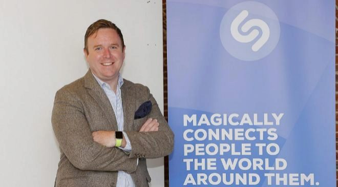 Josh Partridge, director de Shazam para Emea.