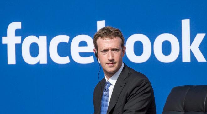 Mark Zuckerberg, CEO y cofundador de Facebook.
