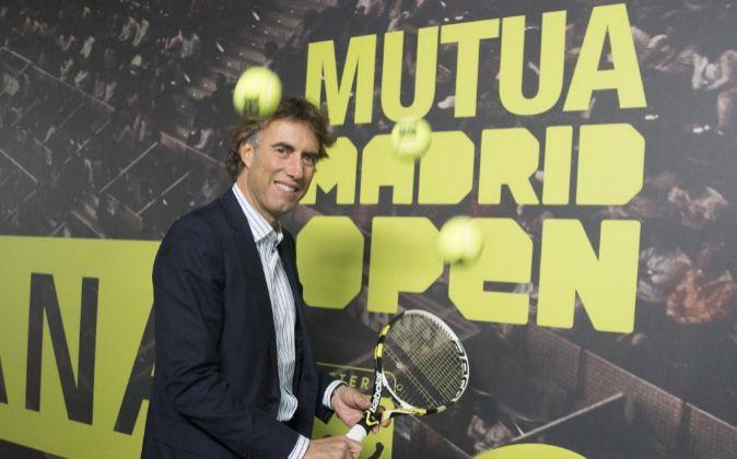 Gerard Tsobanian, presidente y consejero delegado del Mutua Madrid...