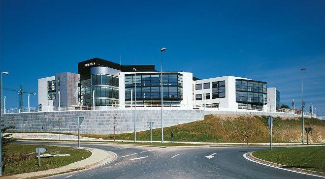Sede de Tecnalia, en el Parque Científico y Tecnológico de Vizcaya.