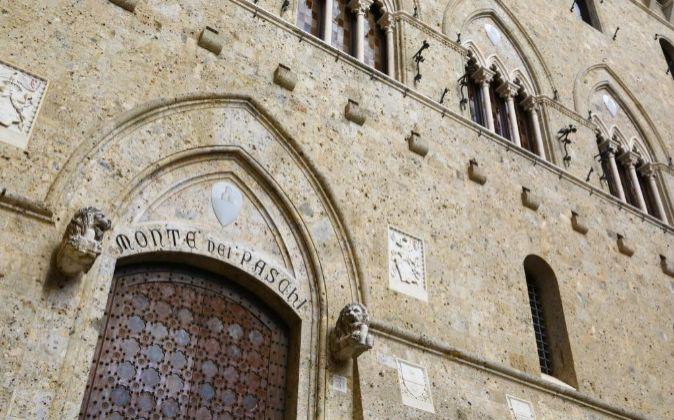 Sede de Monte dei Paschi di Siena.