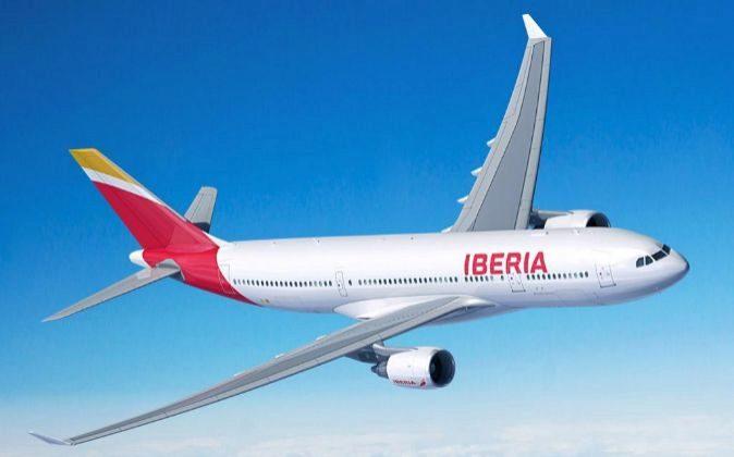 Airbus A330 de Iberia.