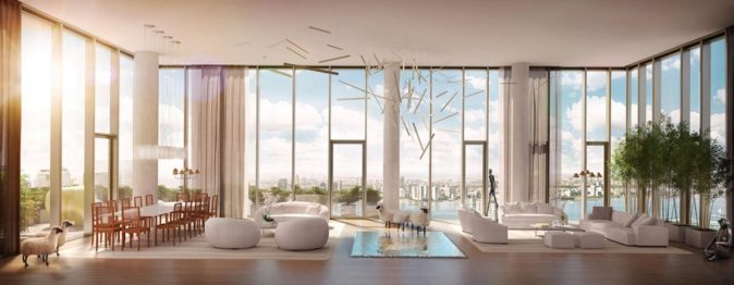 Herzog Amp Demeuron Firman Un Nuevo Rascacielos De Lujo En La